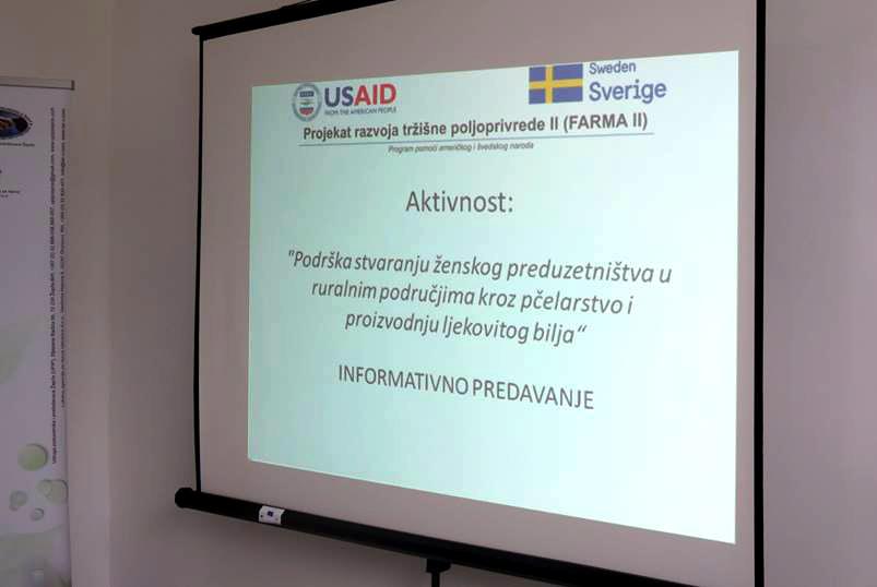 Održana informativna predavanja